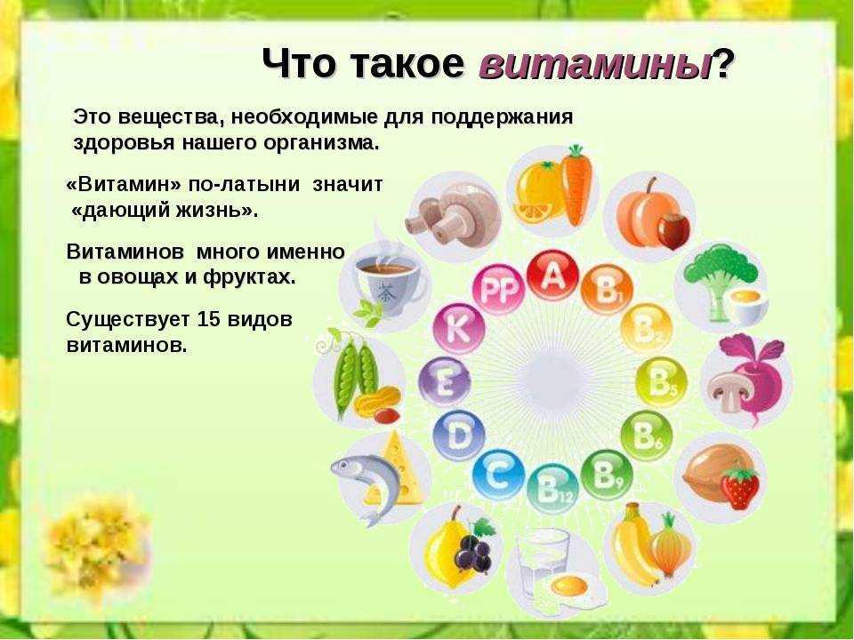 Питание весной: каких витаминов не хватает, причины авитаминоза