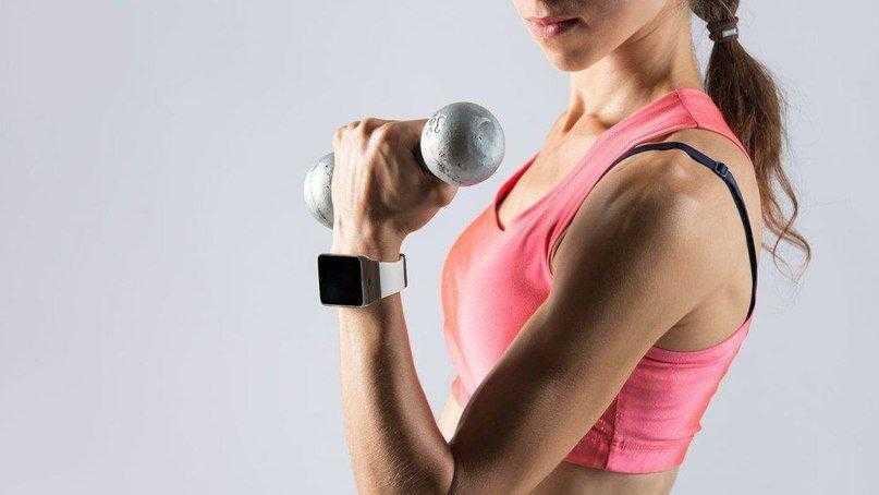 Выбор оптимального веса гантелей для женщин | proka4aem.ru