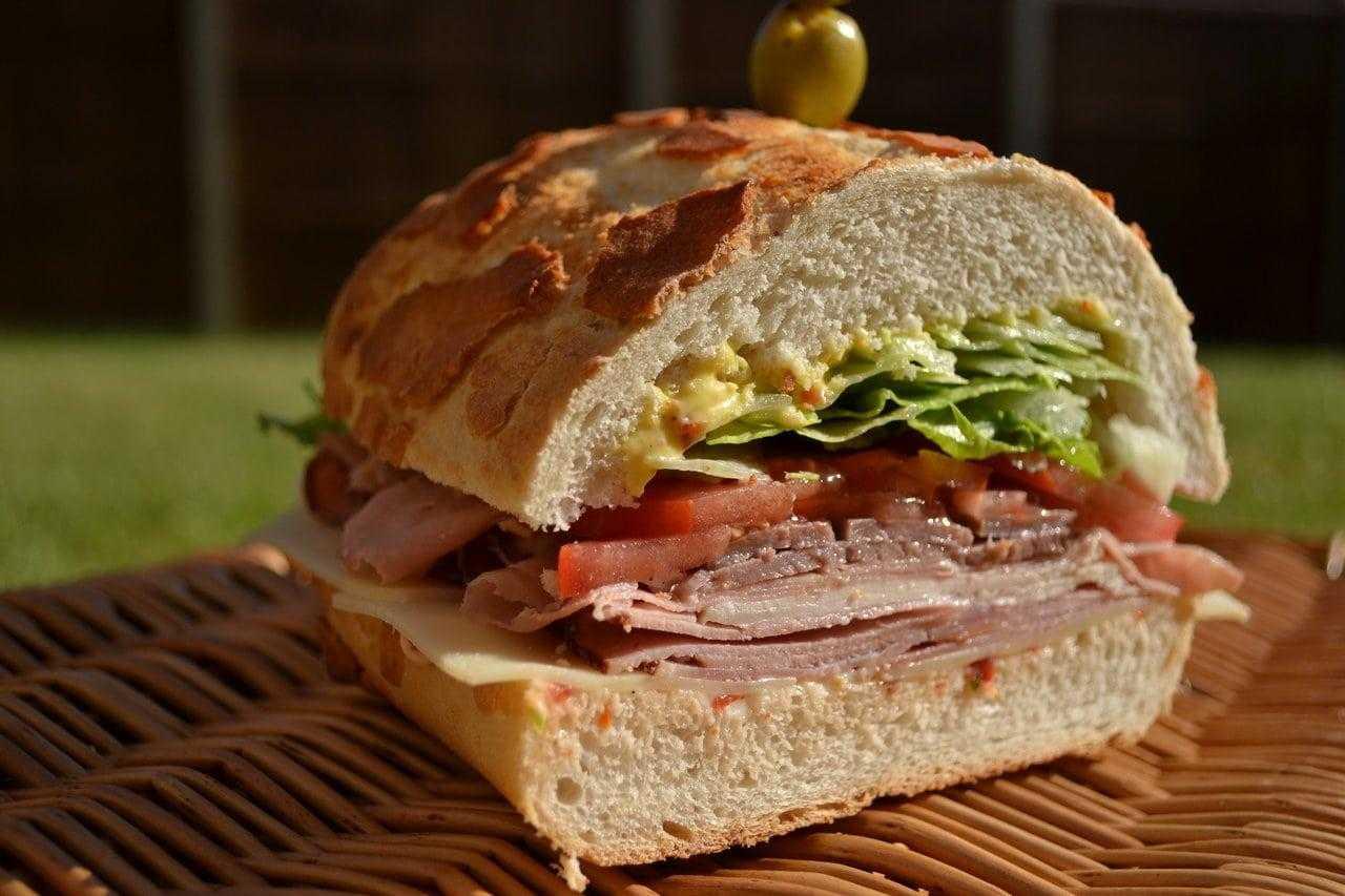 Рецепты приготовления вкусных сэндвичей с фото