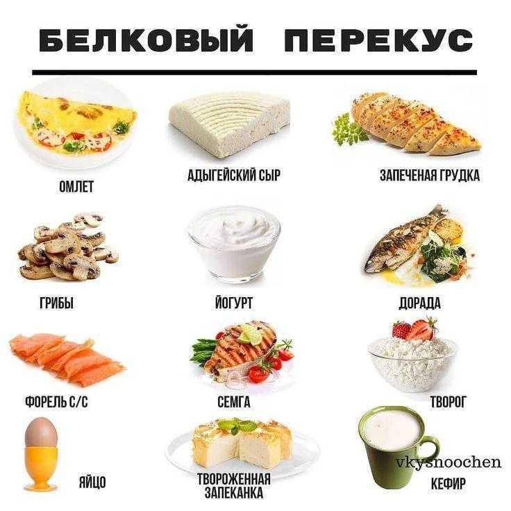 Полезные перекусы или 10 способов перекусывать, не поправляясь