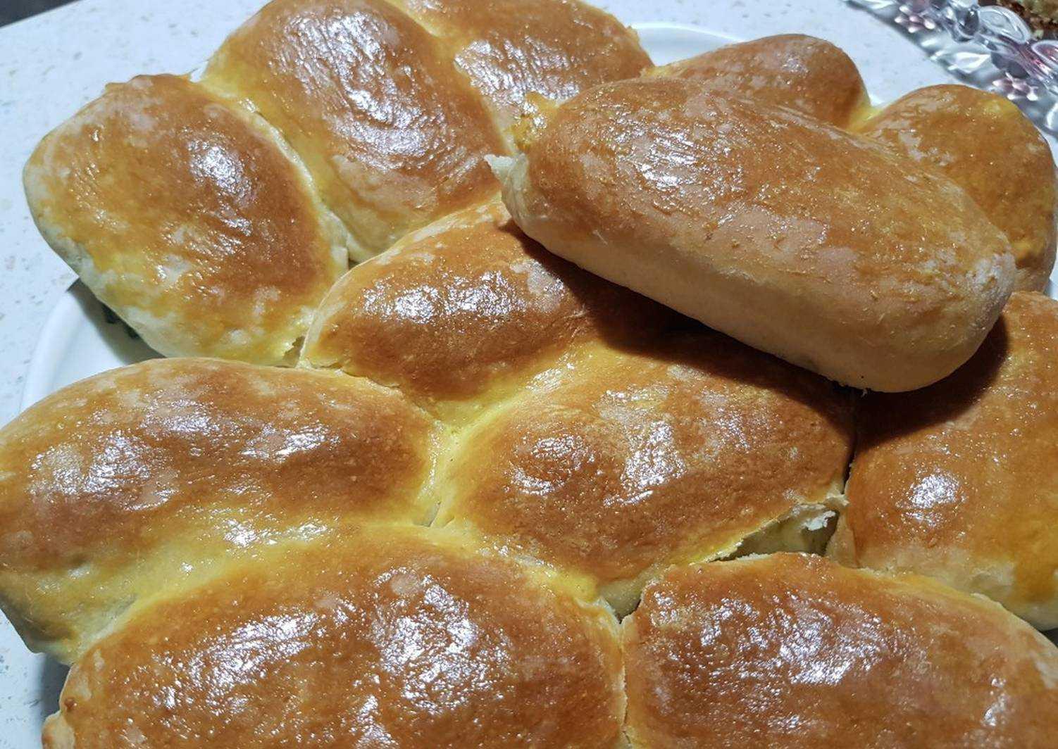 Пирожки с грибами - рецепт