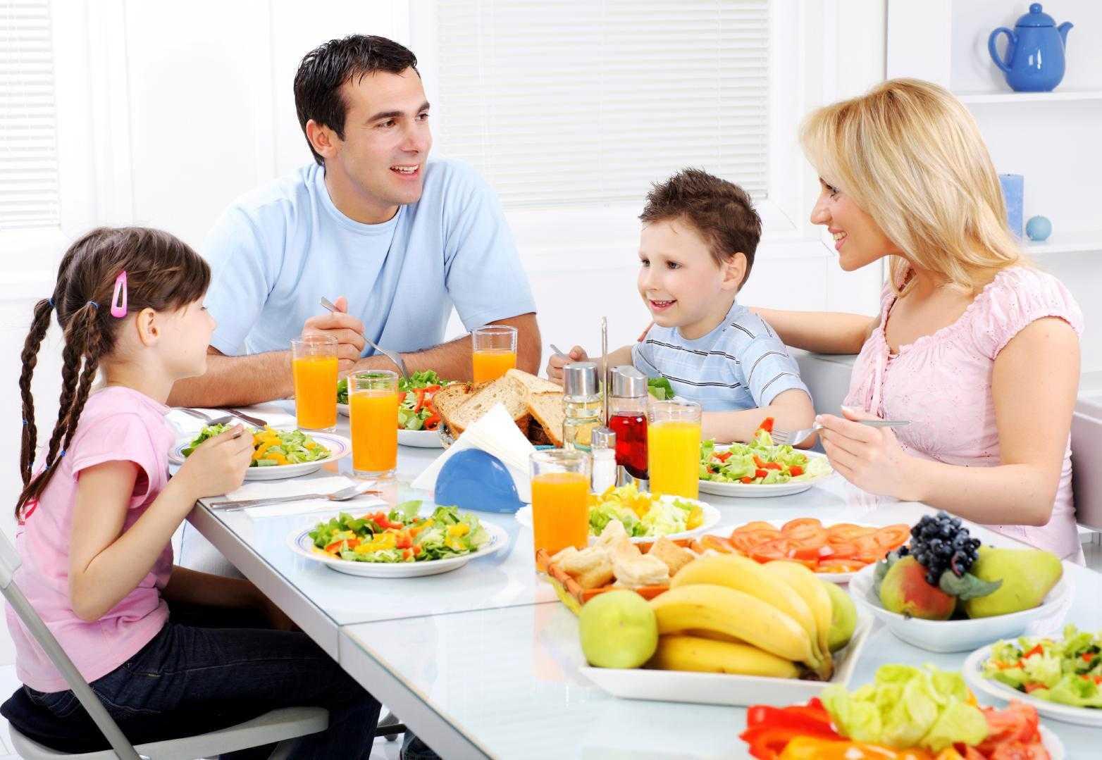 Как разнообразить питание для всей семьи Рецепты необычных блюд для всей семьи, которые помогут вам питаться сбалансированно Плюсы диеты с правильным питанием
