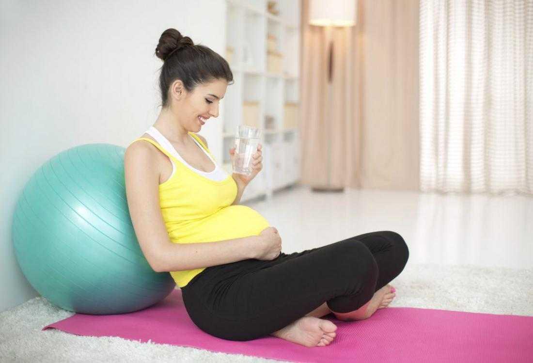 Можно ли беременным заниматься фитнесом? | proka4aem.ru