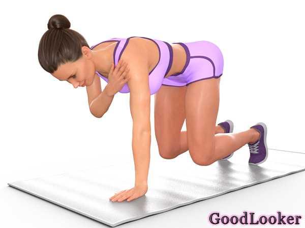 Разминка перед тренировкой дома и в зале: 2 комплекса 5-минутных разогревающих упражненийwomfit