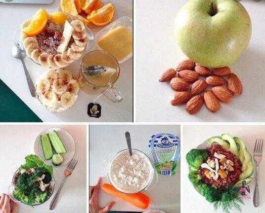 Перекусы: польза или вред здоровью? | relife