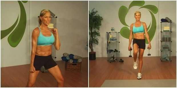 5 жёстких тренировок, которые сожгут жир без потери мышц - лайфхакер