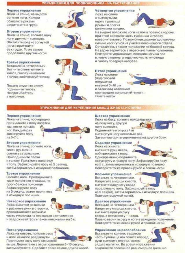 Болит спина или поясница Пора заняться лечебной тренировкой для спины от доктора Дагмар Новотны Это программа для укрепления и развития гибкости позвоночника