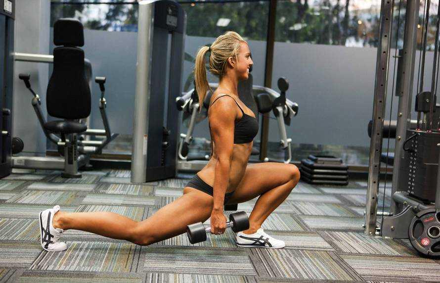 Это подборка из 30 супер-эффективных упражнений для ног, бедер и ягодиц + 3 готовых плана тренировок для начинающих и продвинутых (с ФОТО и описанием)