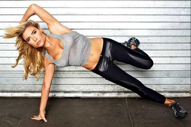 Супер упражнения для ног от трейси андерсон