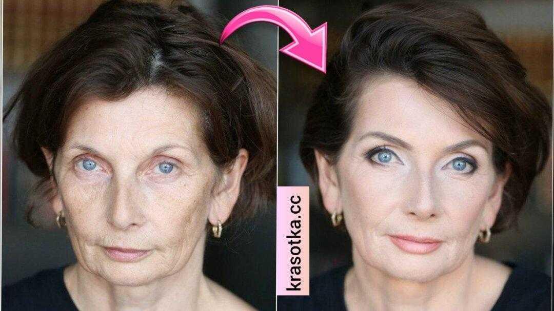 Правильный макияж лица: как наносить пошагово+фото