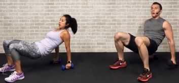 19 балетных кардио-тренировок от сюзанны боуэн для сжигания жира