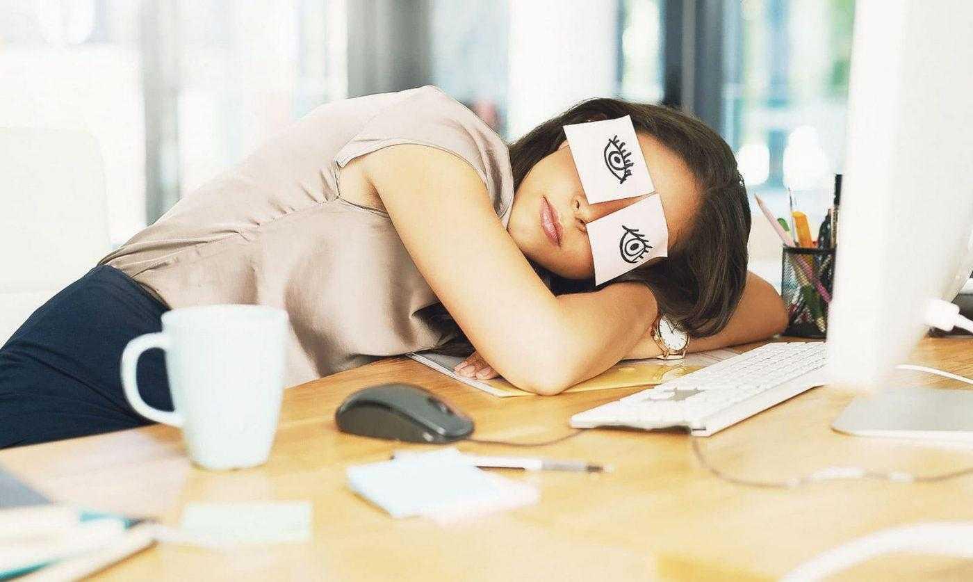12 причин, по которым вы постоянно устаёте и способы их побороть