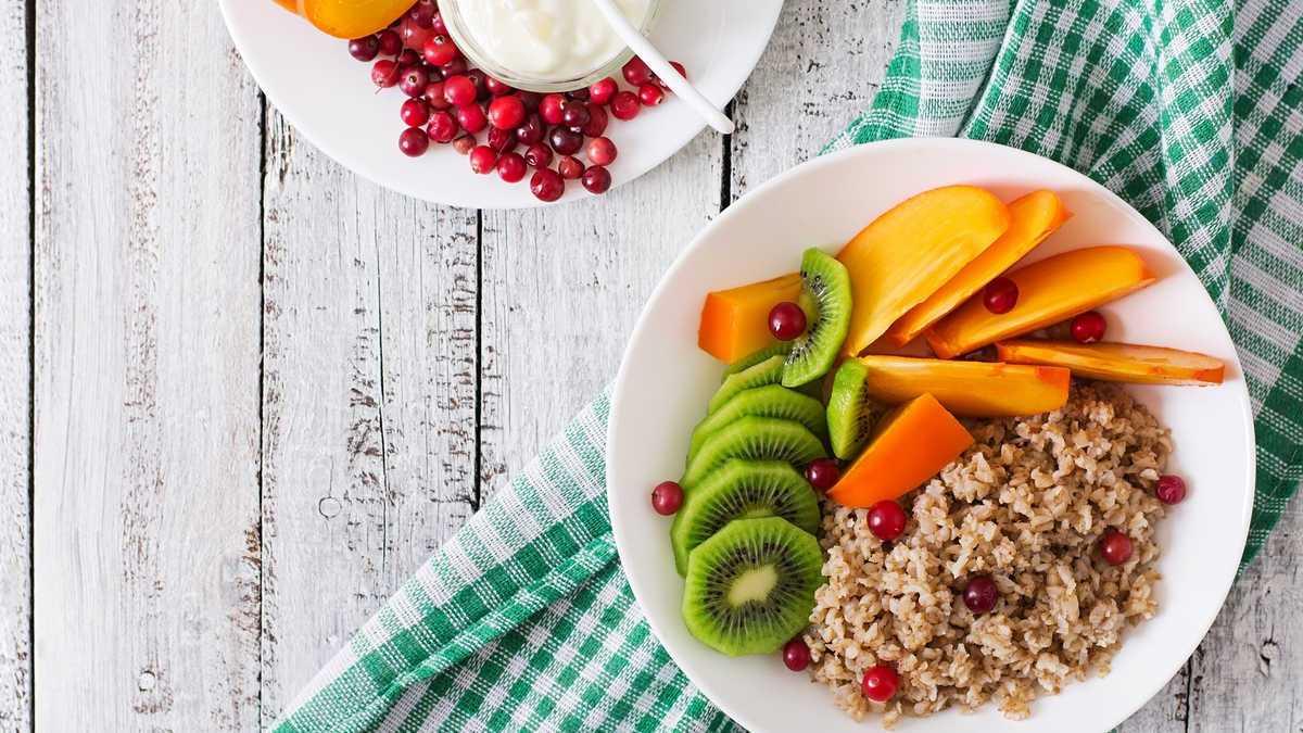 Сбалансированное питание начинается с завтрака. ваш правильный сбалансированный завтрак гербалайф