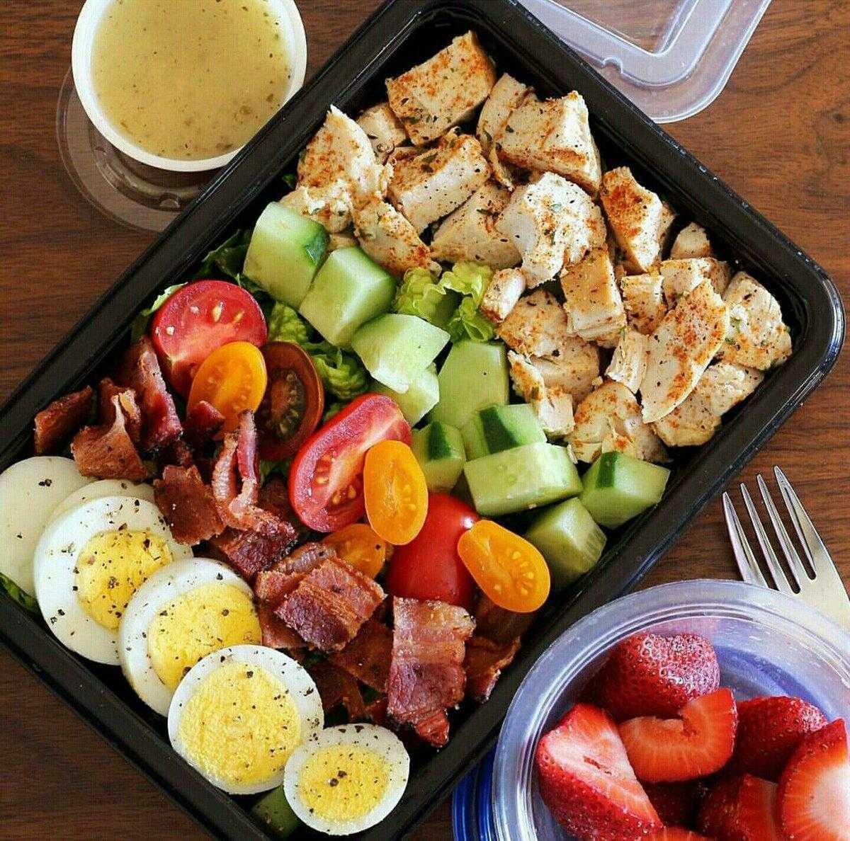 14 пп-завтраков на 2 недели