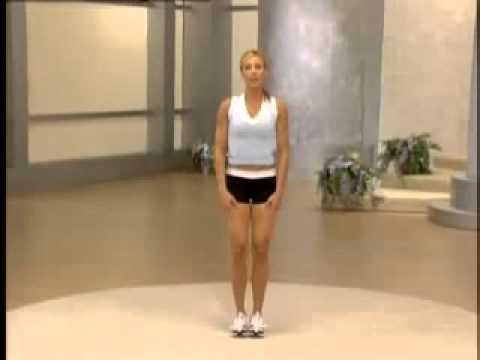 Интервальная тренировка для похудения с синди уитмарш