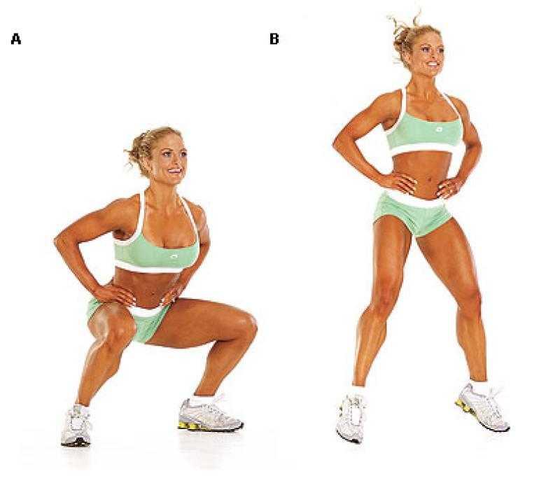 Как правильно приседать со штангой? пошаговый гид упражнения