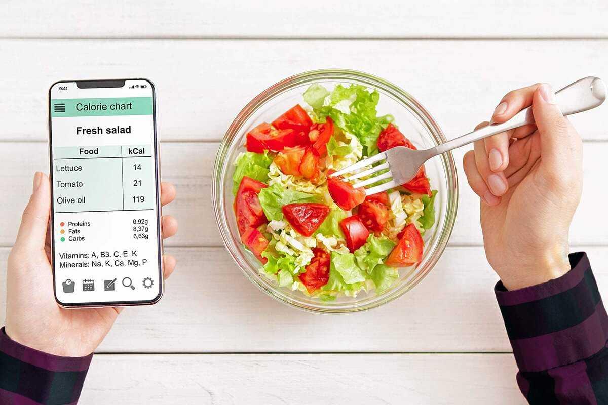 Используем подсчёт калорий в качестве диеты для похудения