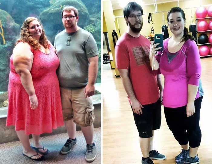 О похудении до и после: девушки после похудения, как изменилась их жизнь