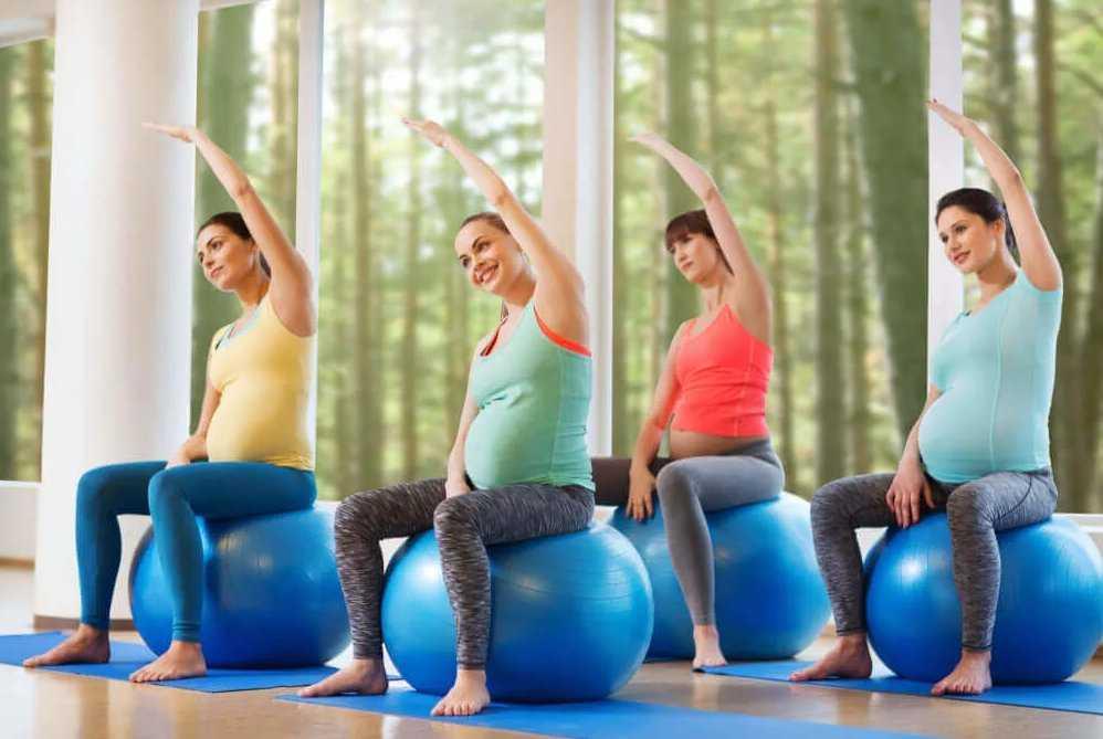 Тренировка для похудения после родов с трейси маллет