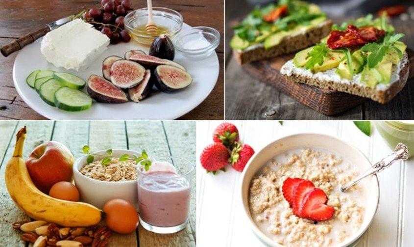 Пп-завтрак для похудения: правильные рецепты