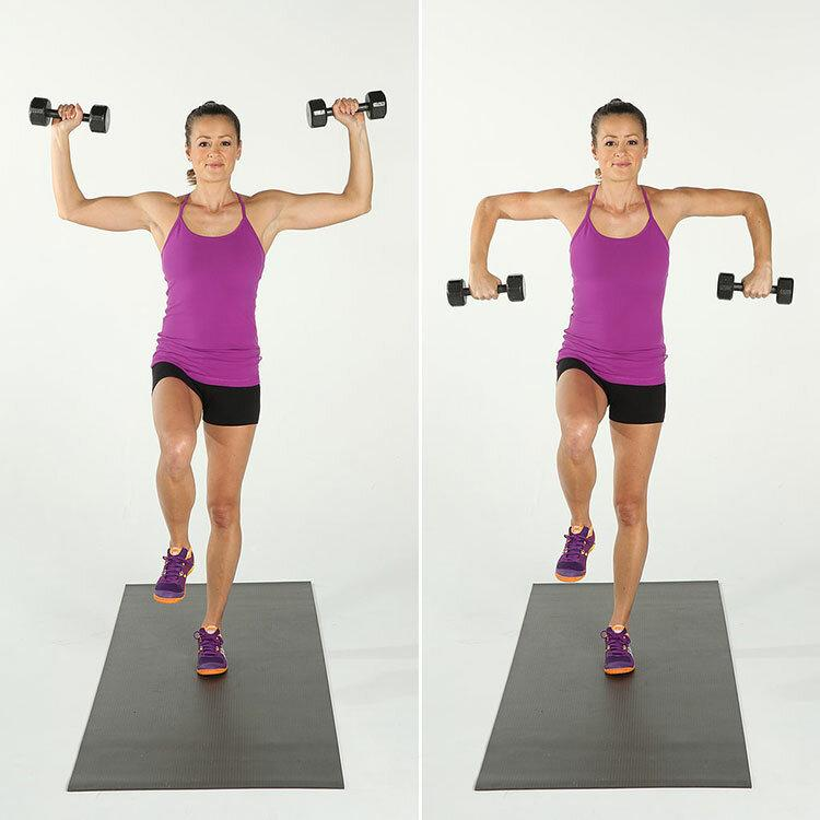 Программы тренировок дома для похудения девушек на все группы мышц: лучшие комплексы упражнений