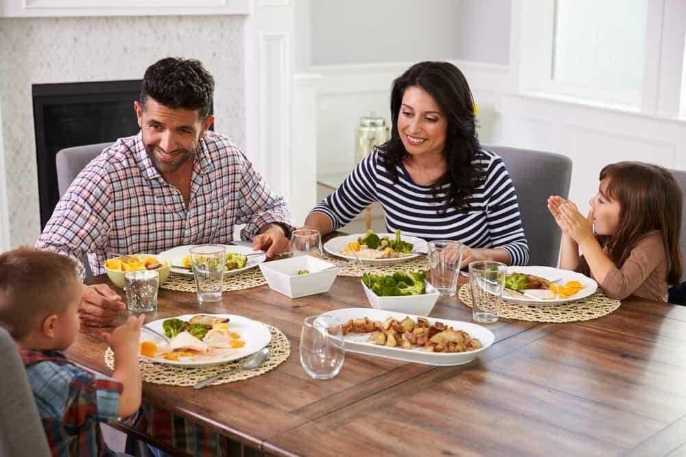 Экономное меню на неделю для семьи из 4-х человек за 2450 р или 40$