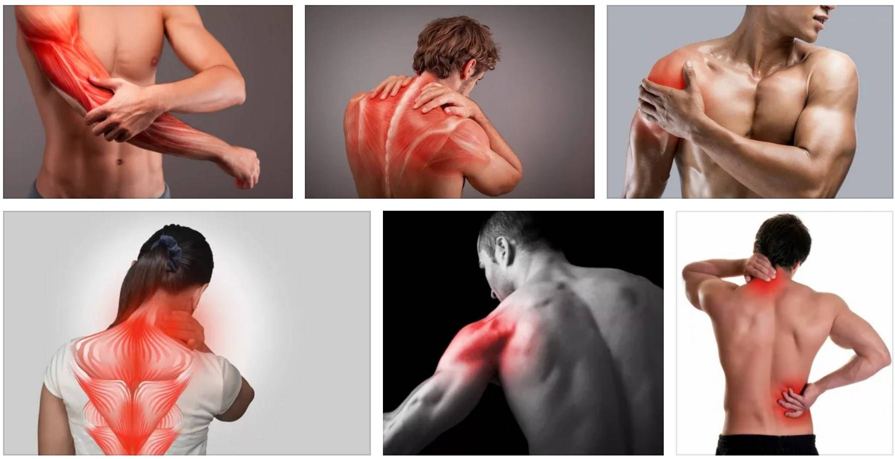 5 простых способов избавиться от боли в мышцах