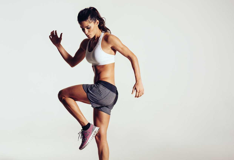 Система табата: упражнения для похудения и видео