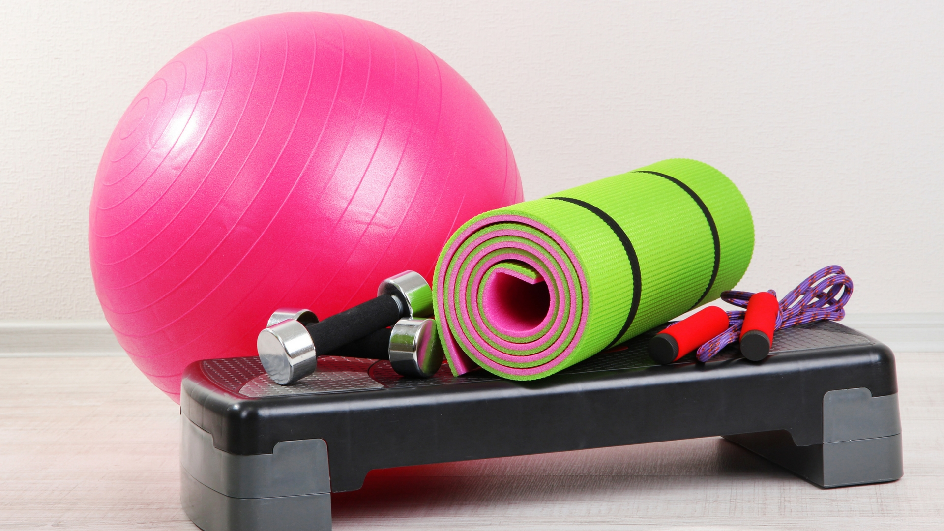 Фитнес-инвентарь для дома: полный обзор, орисание, фото