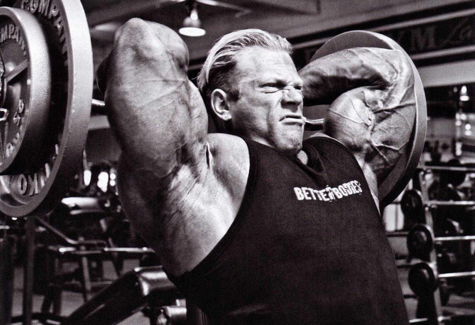 Программы тренировок суперсетами на неделю ⋆ macho's rules