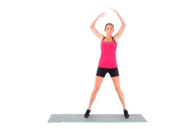 Джампинг-фитнес: 10 самых весёлых и эффективных упражнений в вашей жизни