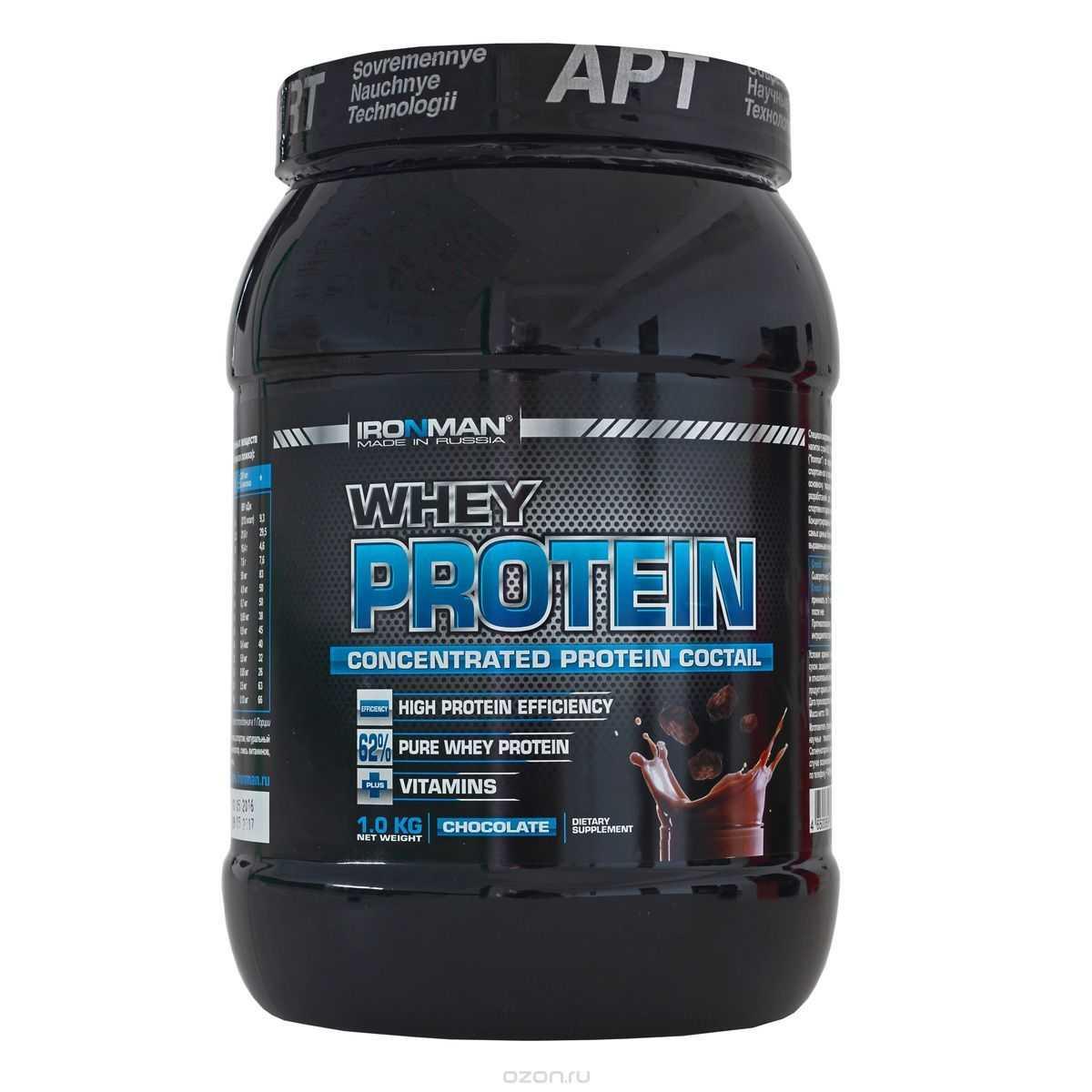 Топ-12 лучших протеинов для роста мышц в рейтинге zuzako