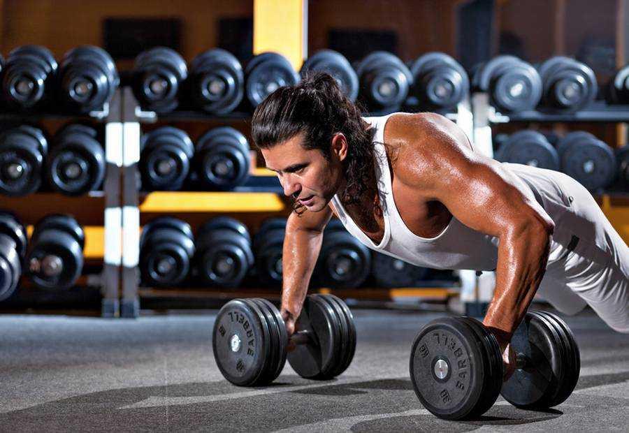 Если вы хотите укрепить мышцы, развить свою силу и усовершенствовать формы, то займитесь силовой тренировкой для всех групп мышц от Мишель Дозуа