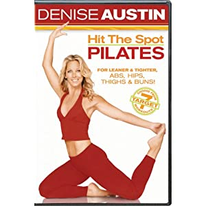 Пилатес с дениз остин: 3 короткие тренировки для проблемных зон