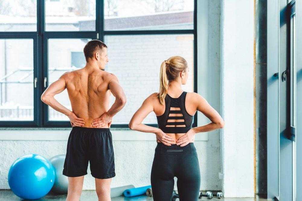 Что делать, если болит поясница после тренировки и есть боль в спине от становой тяги