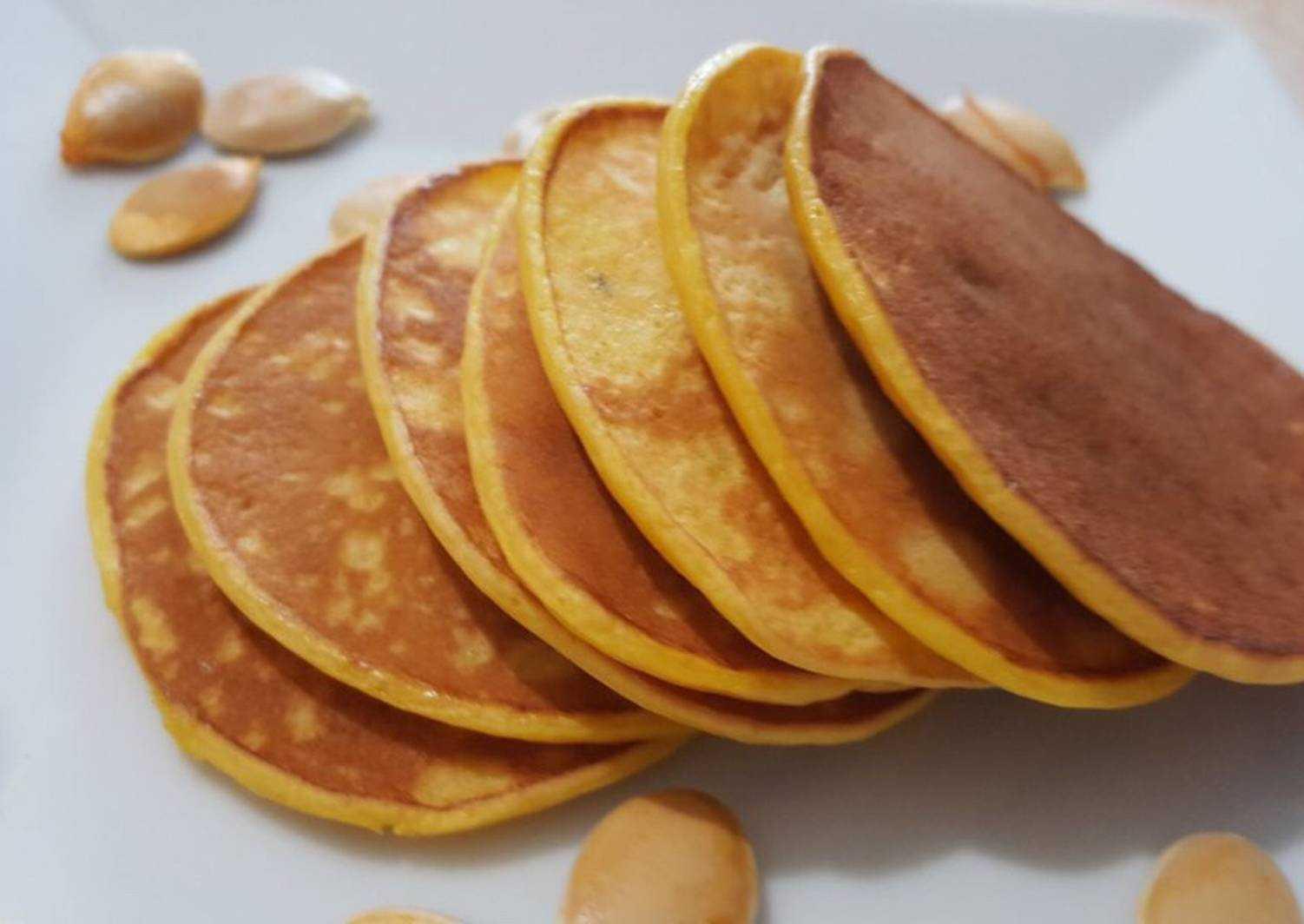 Как позавтракать вкусно, быстро и полезно: рецепты оладий из тыквы