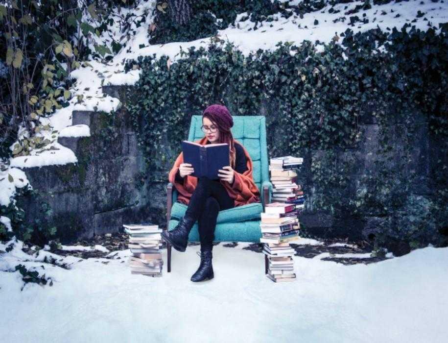 10 книг, которые хорошо перечитывать зимой   матроны.ru