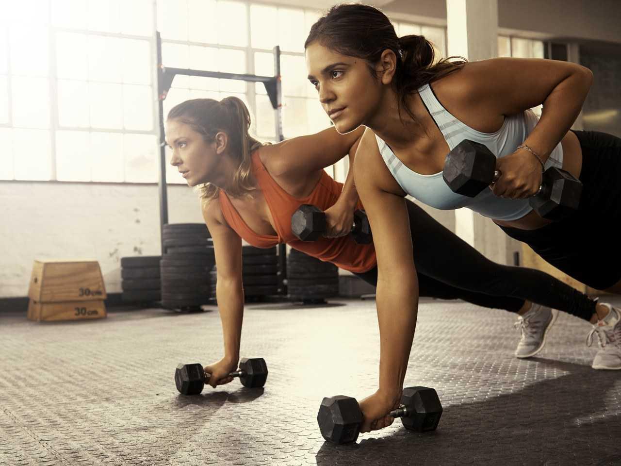 Высокоинтенсивные интервальные тренировки — какая польза? - medical insider