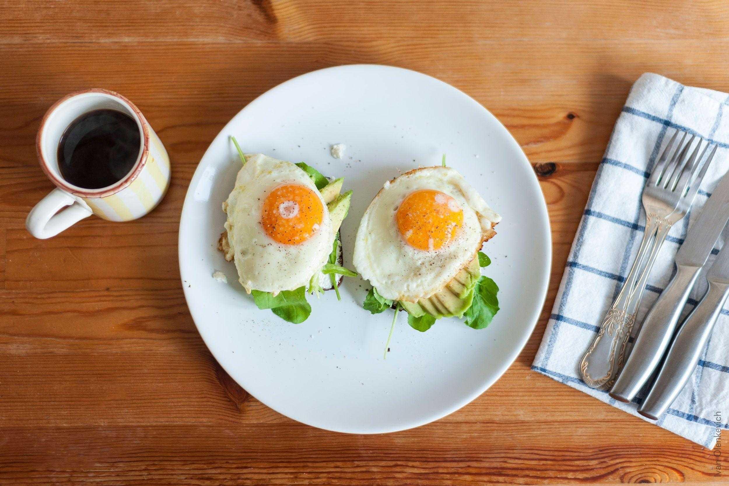 Как завтракают отличники - mama.ua