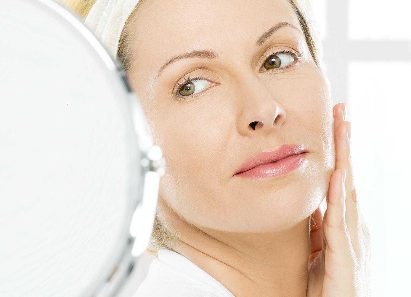 Самые эффективные процедуры для омоложения кожи лица, а также косметические средства для коррекции морщин, отзывы