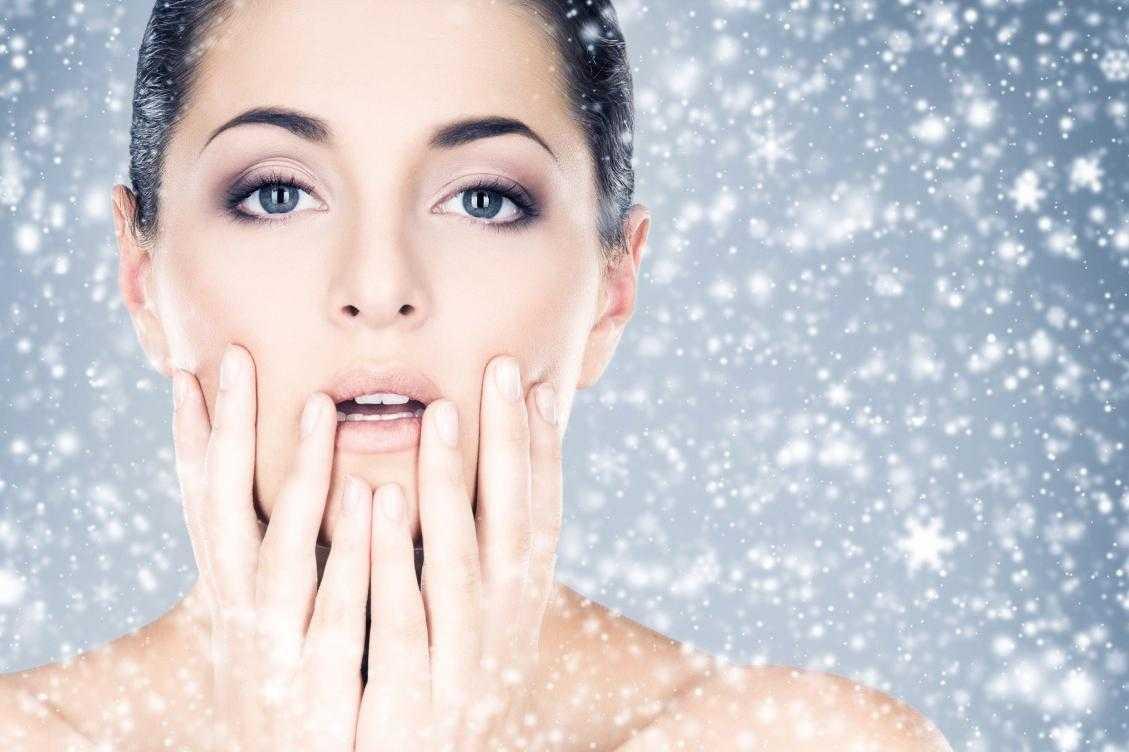 Зимний уход за кожей лица - правила и ошибки