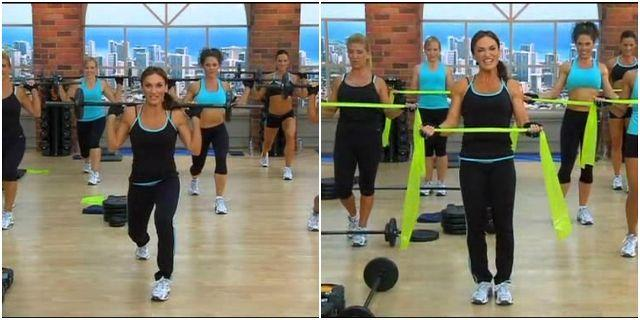 Total Muscle Sculpting — функциональная тренировка с Кейт Фридрих, которая поможет вам сформировать подтянутое тело и проработать все проблемные зоны