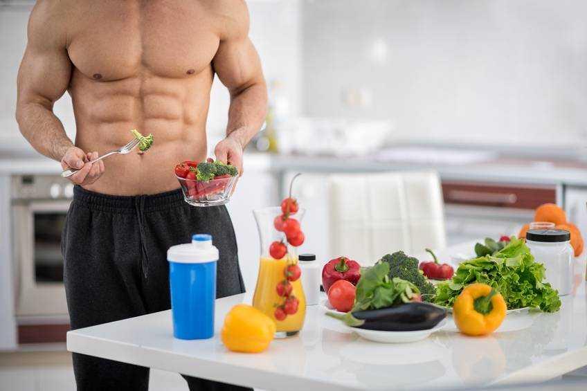 Как правильно сушиться девушкам для сброса веса - баланс между питанием и тренировками