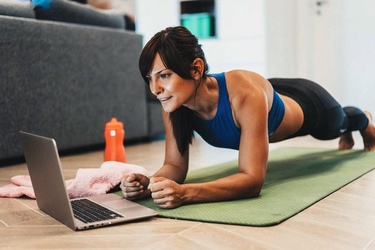 7 способов, как заставить себя заниматься спортом в домашних условиях?