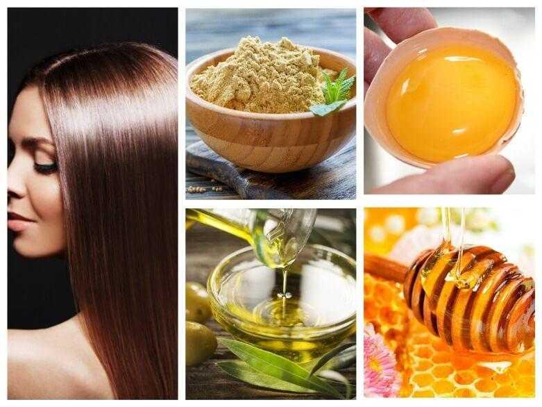 Эффективные маски для волос в домашних условиях: рецепты