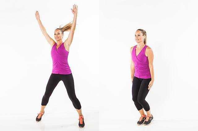 Упражнение джампинг джек » fitbody — здоровый образ жизни человека! зож