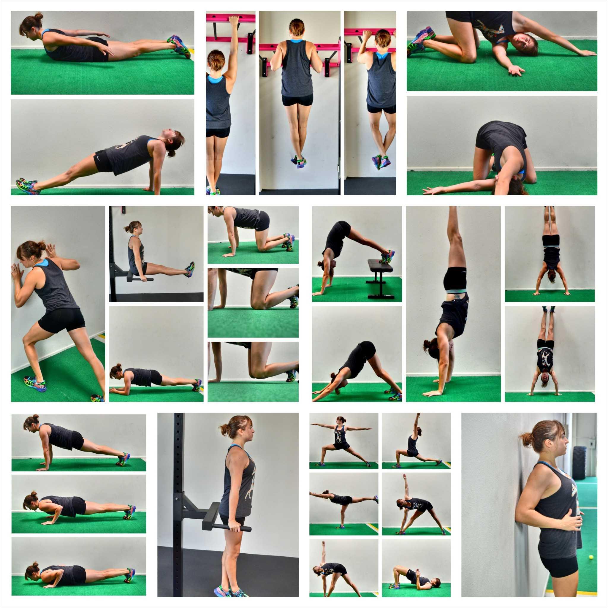 Комплекс упражнений для похудения в домашних условиях на все тело