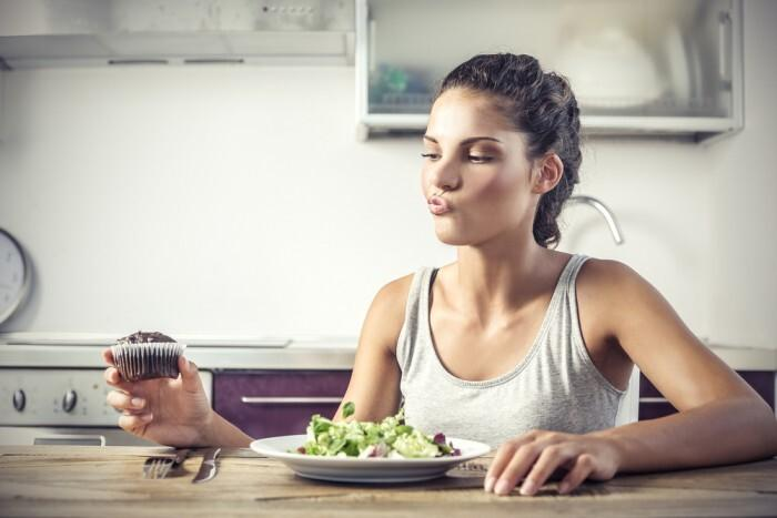 Как перестать есть много?