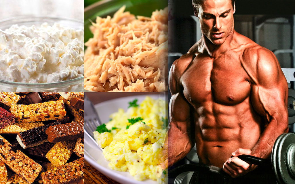 Как похудеть с помощью протеина