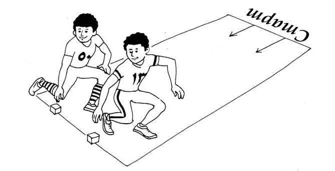 Главное — правильность выполнения! техника челночного бега без ошибок и травм